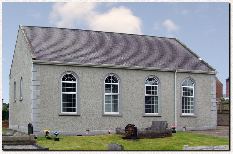 Photograph of Reformed Presbyterian Church, Clare, Co. Armagh, Northern Ireland, U.K.