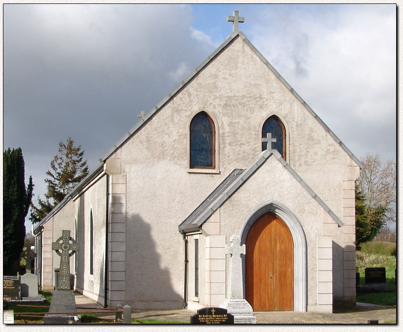 Photograph of Church of St. Mary, Laurelvale, Co. Armagh, Northern Ireland, U.K.