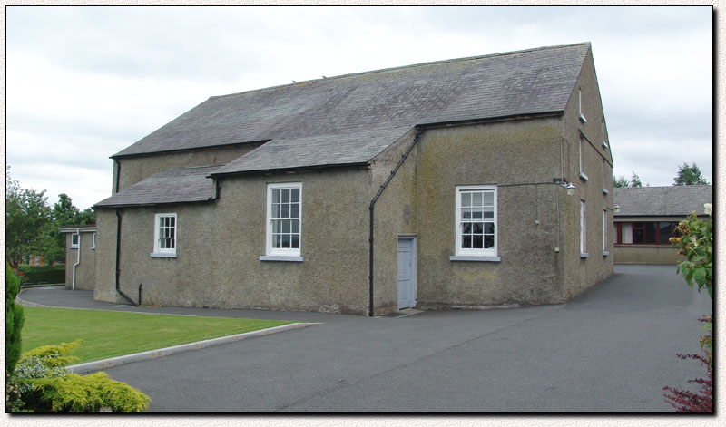 Photograph of Friends Meeting House, Richhill, Co. Armagh, Northern Ireland, U.K.