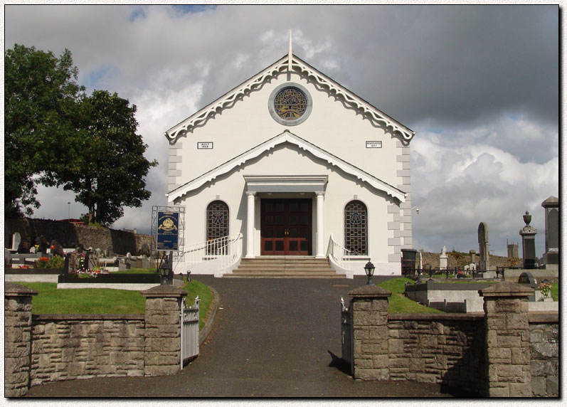 Photograph of Tandragee Presbyterian Church, Co. Armagh, Northern Ireland, U.K.
