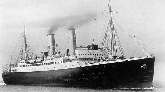 Picture of Canadian Pacific S.S. Montcalm